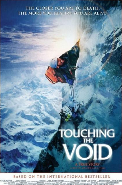 Touching the void(触及巅峰)